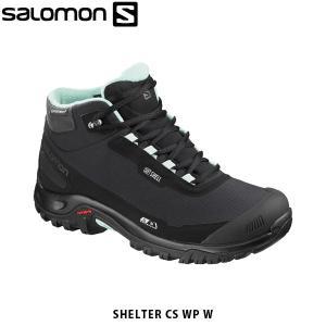 SALOMON サロモン レディース ウィンターシューズ SHELTER CSWP W アウトドア SAL0628|hikyrm