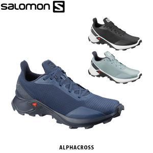 SALOMON サロモン メンズ トレイルランニングシューズ スニーカー ALPHACROSS L40731900 L40798000 L40798100 L40798200 L40798300 SAL0729 hikyrm