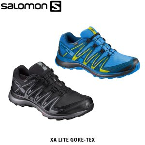 SALOMON サロモン メンズ トレイルランニングシューズ スニーカー XA LITE GORE-TEX ゴアテックス アウトドア SAL0738|hikyrm
