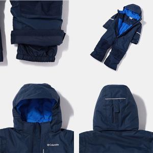 コロンビア Columbia キッズ ユース アウター バガ II スーツ 上着 スーツ 防水 防水透湿 アウトドア キャンプ カジュアル SC0223 国内正規品 hikyrm 04