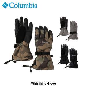 コロンビア メンズ レディース 手袋 ホイールバードグローブ キャンプ アウトドア トレッキング ハイキング 防水 保温 雪 Columbia SM0513 国内正規品|hikyrm