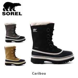 ソレル SOREL レディース ウィンターシューズ ウィンターブーツ シューズ 靴 Caribou カリブー SORNL1005|hikyrm