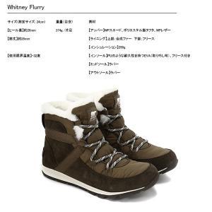 ソレル SOREL レディース ウィットニーフルーリー ショートブーツ ウィンターシューズ ファー カジュアル シューズ 靴 Whitney Flurry SORNL3428|hikyrm|02