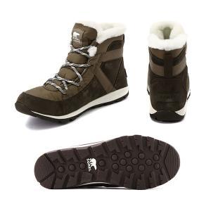 ソレル SOREL レディース ウィットニーフルーリー ショートブーツ ウィンターシューズ ファー カジュアル シューズ 靴 Whitney Flurry SORNL3428|hikyrm|04