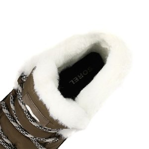 ソレル SOREL レディース ウィットニーフルーリー ショートブーツ ウィンターシューズ ファー カジュアル シューズ 靴 Whitney Flurry SORNL3428|hikyrm|05