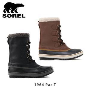 SOREL ソレル メンズ 1964 Pac T 1964 パックT シューズ 靴 ウィンターブーツ スノーブーツ ウィンターシューズ アウトドア タウンユース SORNM3486|hikyrm