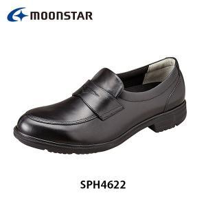 ムーンスター メンズ ビジネスシューズ SPH4622 靴 4E ブラック 黒 男性用 月星 MOONSTAR SPH4622|hikyrm