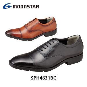 ムーンスター メンズ ビジネスシューズ SPH4631BC 靴 3E 男性用 月星 MOONSTAR SPH4631BC|hikyrm