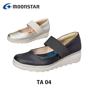 ムーンスター レディース シューズ TA 4 靴 スニーカー サラリーナ 2E 女性用 月星 MOONSTAR TA04 hikyrm