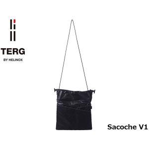 ターグ サコッシュ Sacoche V1 19930016001000 ブラック TERG BY HELINOX TER19930016001000 hikyrm