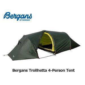 ベルガンス テント トロルヘッタ 4パーソンテント Trollhetta 4-Person Tent Bergans TROLLHETTA4 hikyrm