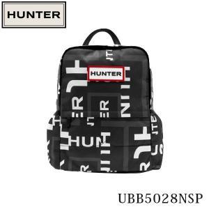 HUNTER ハンター リュックサック ORIGINAL PRINTED NYLON BACKPACK バックパック UBB5028NSP 国内正規品|hikyrm