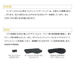 バスク メンズ ブーツ Ms サンダウナー GTX 12742018 VASQUE VAS12742018|hikyrm|03
