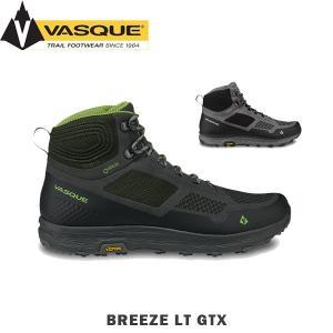 バスク メンズ ハイキングシューズ ブリーズ LT GTX BREEZE LT GTX ゴアテックス GORE-TEX ハイカット アウトドア VASQUE VAS12747860 国内正規品 hikyrm