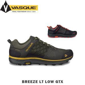 バスク メンズ ハイキングシューズ ブリーズ LT Low GTX BREEZE LT LOW GTX ゴアテックス GORE-TEX ローカット アウトドア VASQUE VAS12747862 国内正規品 hikyrm