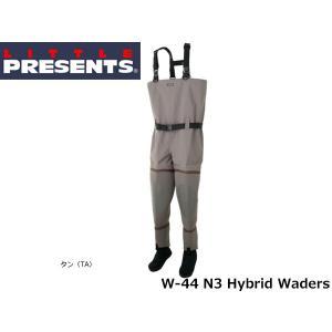 リトルプレゼンツ LITTLE PRESENTS N3 ハイブリッドウェーダー N3 Hybrid Waders W-44 W44|hikyrm