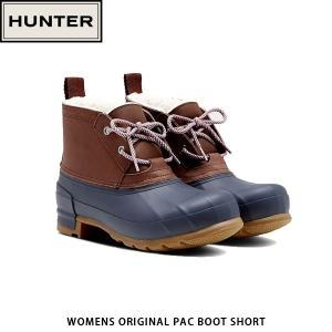 HUNTER ハンター レディース ウィンターブーツ オリジナル パックブーツ ショート WOMENS ORIGINAL PAC BOOT SHORT 防水 断熱 WFS2050FGL 国内正規品|hikyrm