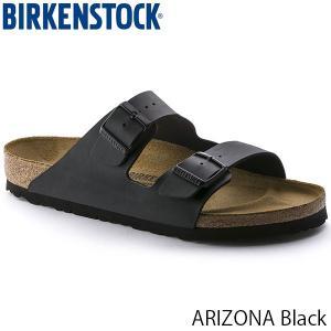 ビルケンシュトック BIRKENSTOCK レディース メンズ サンダル アリゾナ ARIZONA ベルト コンフォート カジュアル おしゃれ ブラック 幅狭 GC051793 国内正規品|hikyrm