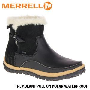 MERRELL メレル レディース ブーツ TREMBLANT PULL ON POLAR WATERPROOF トレンブラント プル オン ポーラー ウォータープルーフ 45728 MERW45728|hikyrm