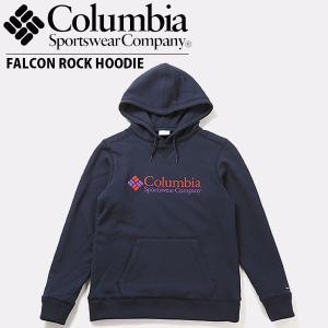 コロンビア ユニセックス パーカー ファルコンロックフーディーFALCON ROCK HOODIE メンズ レディース Columbia CollegiateNavy PM1449464 国内正規品|hikyrm
