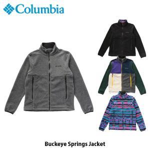 Columbia コロンビア Buckeye Springs Jacket バックアイスプリングスジャケット フリース 長袖 ジャケット 上着 メンズ PM1664 国内正規品|hikyrm