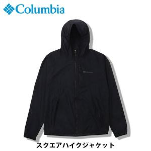 コロンビア Columbia スクエアハイクジャケット 撥水 ウェア 長袖 ジャケット 上着 アウター レディース メンズ PM3729 Black PM3729010 国内正規品|hikyrm