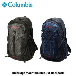 コロンビア Columbia メンズ レディース リュック ブルーリッジマウンテンブルー30Lバックパック デイパック バッグ ユニセックス PU8338 国内正規品|hikyrm
