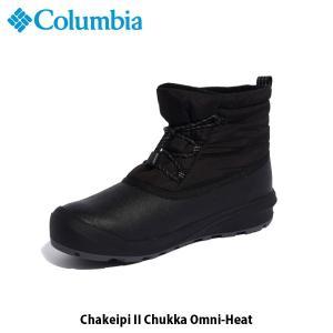 コロンビア Columbia ユニセックス シューズ 靴 ブーツ チャケイピ2 チャッカオムニヒート CHAKEIPI II CHUKKA OMNI-HEAT YU0281 国内正規品|hikyrm