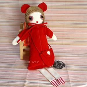 esthex エステックス 着せ替え人形 ドール 大 ベティ  Betty おしゃれ かわいい 出産祝いや誕生日のプレゼントに!|hilcy