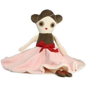 esthex エステックス オルゴール  バレリーナ 人形 ぬいぐるみ  Anna Musicbox おしゃれ かわいい 出産祝いや誕生日のプレゼントに!|hilcy