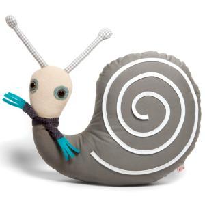 esthex エステックス  かたつむり オルゴール ぬいぐるみ ミュージカルトイ  サイモン  Snail Simon おしゃれ かわいい 出産祝いや誕生日のプレゼントに!|hilcy