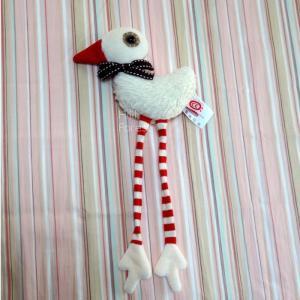 esthex エステックス ぬいぐるみ  あひる 小 サム ジュニア Junior doll duck Sam おしゃれ かわいい 出産祝いや誕生日のプレゼントに!|hilcy