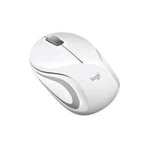 ロジクール M187rWH ワイヤレスマウス 無線 マウス ミニマウス 超小型 M187r 小型 ワイヤレス ホワイト 国内正規品 3年間無|hilife