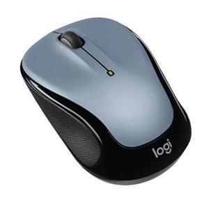ロジクール M325tLS ワイヤレスマウス 無線 Unifying 5ボタン 電池寿命最大18ケ月 M325t マウス ライトシルバー w|hilife