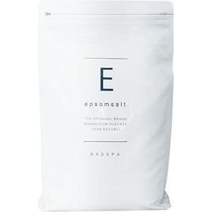 入浴剤 エプソムソルト (3kg) 計量スプーン付き バスパ (プレーン)|hilife