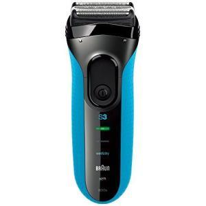 ブラウン メンズ電気シェーバー シリーズ3 3010s 3枚刃 水洗い/お風呂剃り可|hilife