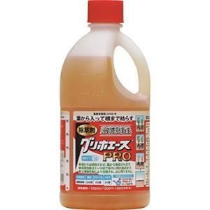 ハート 除草剤 原液タイプ グリホエースPRO 1L|hilife