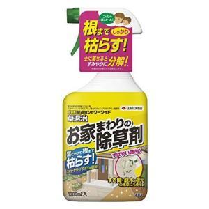 住友化学園芸 除草剤 草退治シャワーワイド 1000ml|hilife