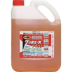 ハート 除草剤 原液タイプ グリホエースPRO 5L|hilife