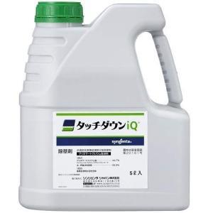 シンジェンタ 除草剤 タッチダウンIQ 5L|hilife