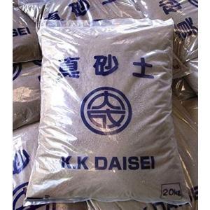 国産 淡路島産 真砂土 まさ土 まさど まさつち 20kg袋 3mmまで 放射線量報告書付き 安心・安全|hilife