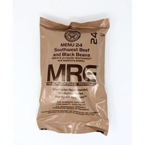 米軍戦闘食 MRE caseB 2021年4月検品 hilife