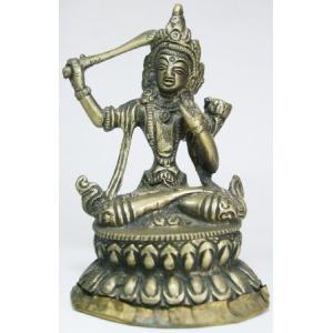 文殊菩薩 密教仏像Bz11 himal