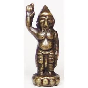 誕生釈迦 豆仏 ブロンズ 密教仏像Bz19 himal