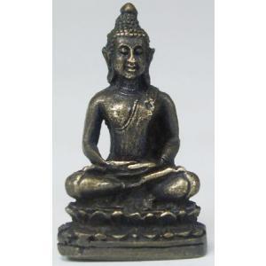 阿弥陀如来 豆仏 ブロンズ 密教仏像Bz25|himal