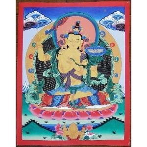文殊菩薩曼荼羅Mn0307 手描き|himal