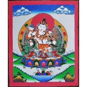 金剛薩多 手描き曼荼羅Mn1061 himal