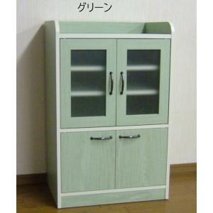 コンパクトミニキッチン食器棚B日本製|himalaya2