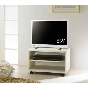 工具不要簡単組立テレビ台ホワイト|himalaya