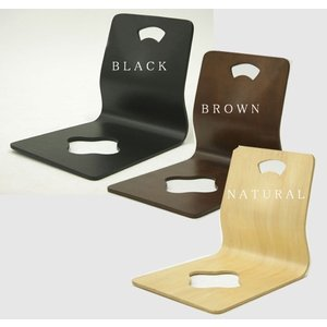 旅館風の木製和風座椅子|himalaya